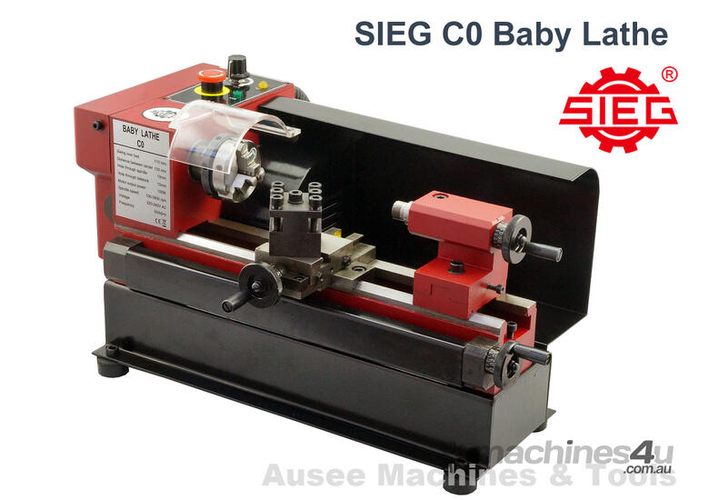 New Sieg C0 Bench Top Lathes In Dandenong Vic Price 499