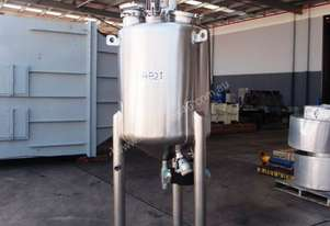 Stainless Steel Mixing Tank - Capacity 250 Lt.