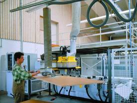 Schmalz JumboErgo Vacuum lifter / CNC Loader - picture0' - Click to enlarge