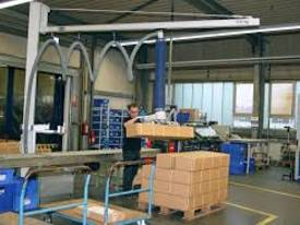 Schmalz JumboErgo Vacuum lifter / CNC Loader - picture14' - Click to enlarge