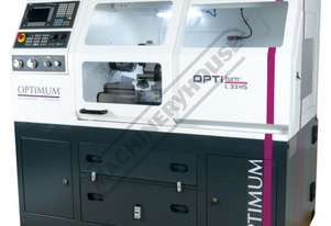 L33HS OPTi-Turn Optimum CNC Lathe 330 x 630mm Turning Capacity
