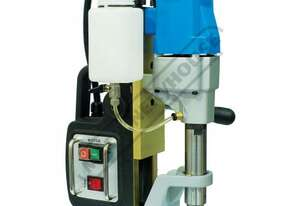 HF-35 Portable Magnetic Drill Includes 13mm Drill Chuck & Adaptor Ø35mm Drill Capacity - Manual Fee