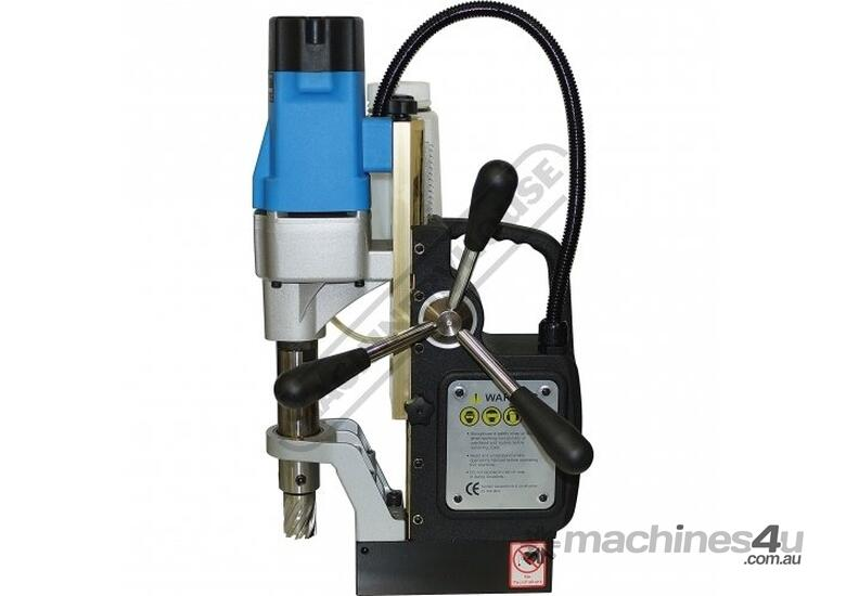 HF-35 Portable Magnetic Drill Ø35mm Drill Capacity Manual Feed