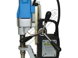 HF-35 Portable Magnetic Drill Ø35mm Drill Capacity Manual Feed - picture3' - Click to enlarge