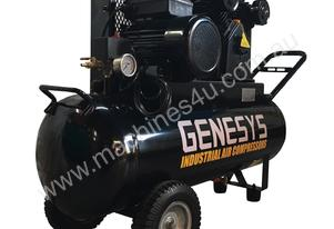 70Lt Electric Portable Air Compressor 240V 18CFM