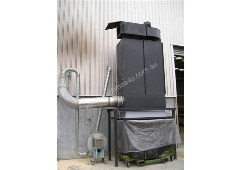 Dust Extraction and Ducting