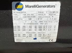 300kVA Marelli Used Alternator - picture4' - Click to enlarge
