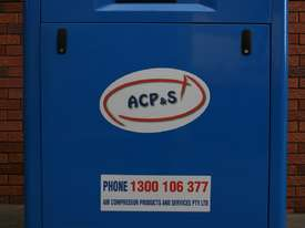 German Rotary Screw - 25hp / 18.5kW Air Compressor - picture9' - Click to enlarge