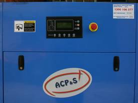 German Rotary Screw - 25hp / 18.5kW Air Compressor - picture5' - Click to enlarge