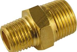 Hex Nipple Air Fittings 3/8