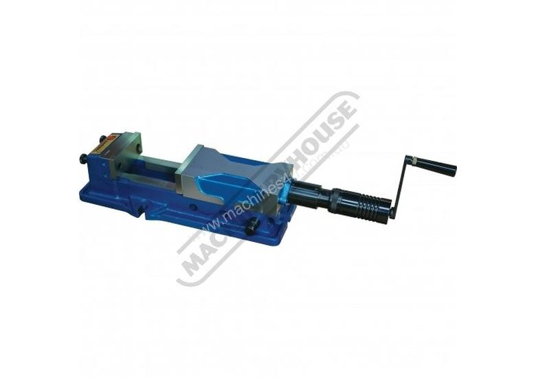 PHV-160 Mechanical/Hydraulic Machine Vice 160mm