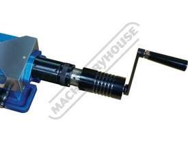 PHV-160 Mechanical/Hydraulic Machine Vice 160mm - picture5' - Click to enlarge