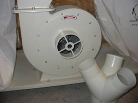 2 BAG 4HP DUST EXTRACTOR - picture5' - Click to enlarge