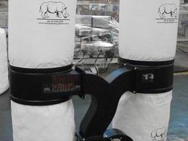 RHINO 2 BAG 4HP (3kW) DUST EXTRACTOR *ON SALE* - picture1' - Click to enlarge