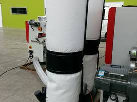 RHINO 2 BAG 4HP (3kW) DUST EXTRACTOR *ON SALE* - picture7' - Click to enlarge