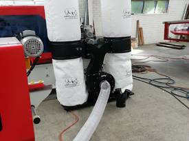 RHINO 2 BAG 4HP (3kW) DUST EXTRACTOR *ON SALE* - picture11' - Click to enlarge