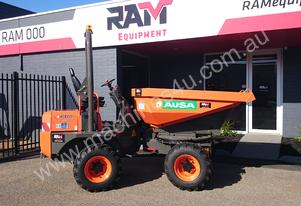 Used AUSA D250AHGA Dumper - High Lift - 2.5 tonne