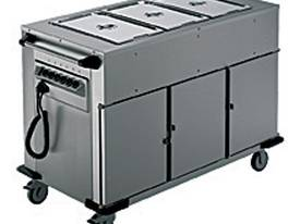 Rieber NORM-III-3 Food Transport Trolley