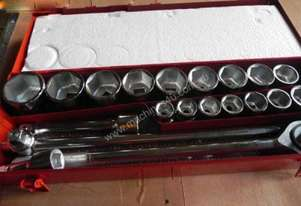2013 Socket Set 21piece 3/4 2013 Socket Set 21piec