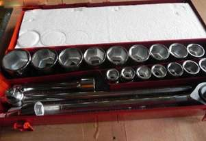 2013 Socket Set 21piece 3/4 2013 Socket Set 21piece 3/4 Hand Tools Tooling