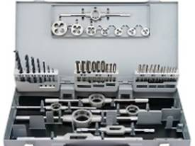 HSS Metric Hand Tap, Die and Drill 44pcs - picture1' - Click to enlarge