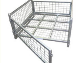 Half Size Stillage Cage - picture0' - Click to enlarge