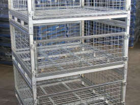 Half Size Stillage Cage - picture2' - Click to enlarge