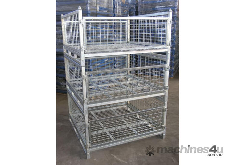 Half Size Stillage Cage