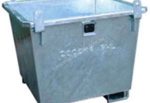 Stackable Waste Bin 0.75m3 2000kg