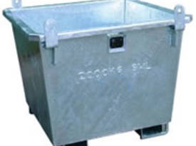 Stackable Waste Bin 0.75m3 2000kg - picture0' - Click to enlarge