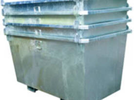 Stackable Waste Bin 0.75m3 2000kg - picture2' - Click to enlarge