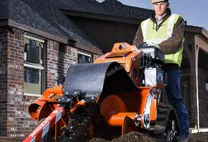 Ditch Witch 12hp Contractor Grade Walk Behind Trencher