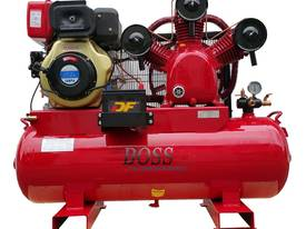 BOSS 42 CFM/ 10HP DIESEL POWERED AIR COMPRESSOR 16 - picture0' - Click to enlarge