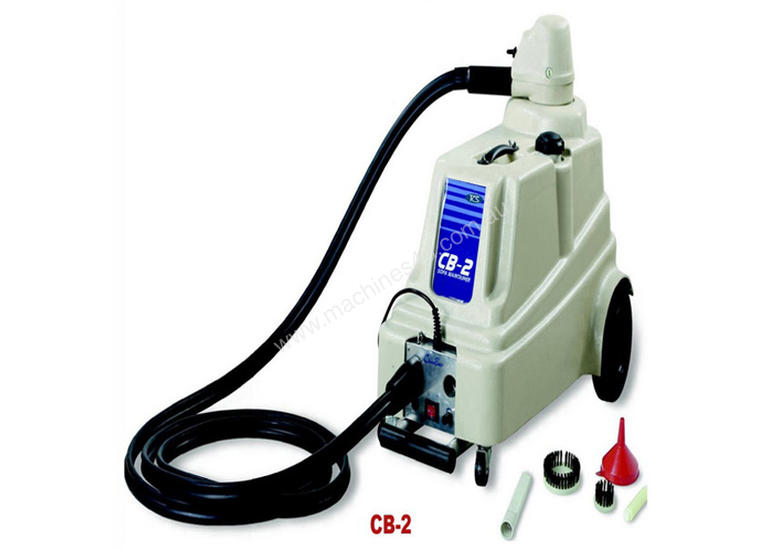CB-2 Upholstery Carpet Low Moisture Extracting Sys