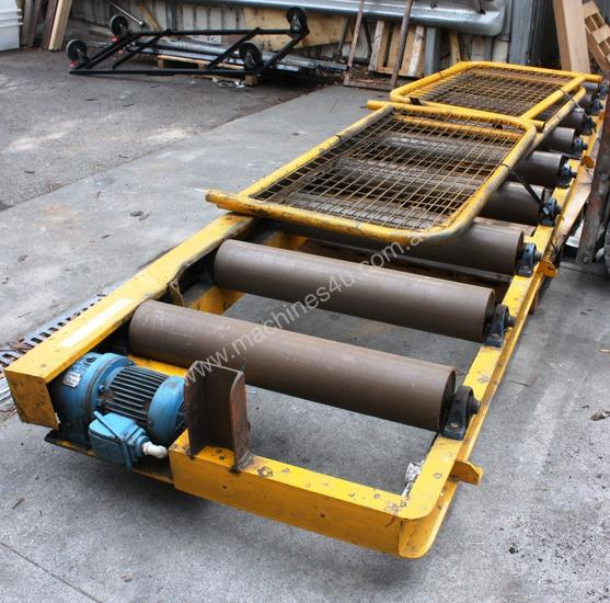 Used renold M74389715 Roller Conveyor in , - Listed on Machines4u