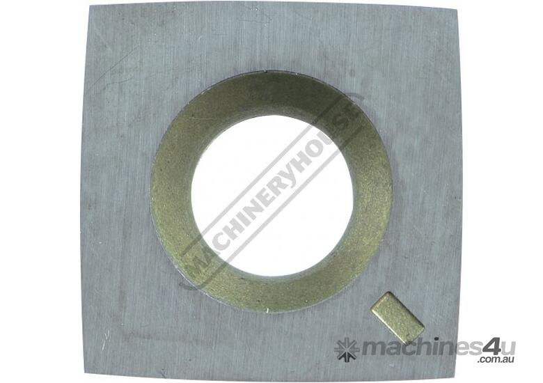 W416 Carbide Inserts for Spiral Cutter Heads on Thicknessers 15 x 15 x 2.5mm (10 Inserts Per Pack) S