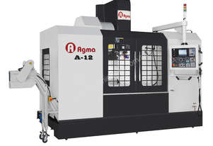 AGMA A-12 VERTICAL MACHINING CENTRE