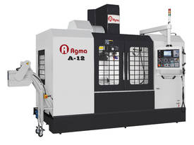 AGMA A-12 VERTICAL MACHINING CENTRE - picture0' - Click to enlarge