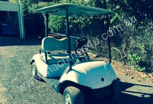 2011 Second Hand Yamaha Petrol Golf Car
