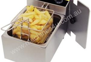 NEW APURO 5LITRE SINGLE DEEP FRYER/ DL892A