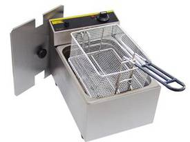 NEW APURO 5LITRE SINGLE DEEP FRYER/ DL892A - picture0' - Click to enlarge