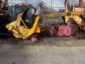 tr120 trencher attachment for V120 / RT1250 etc - picture1' - Click to enlarge