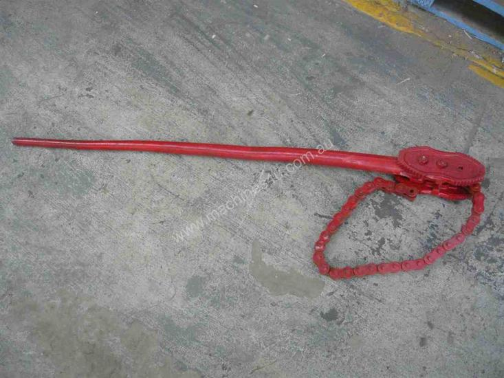 RECORD HAND TOOLS PIPE WRENCH