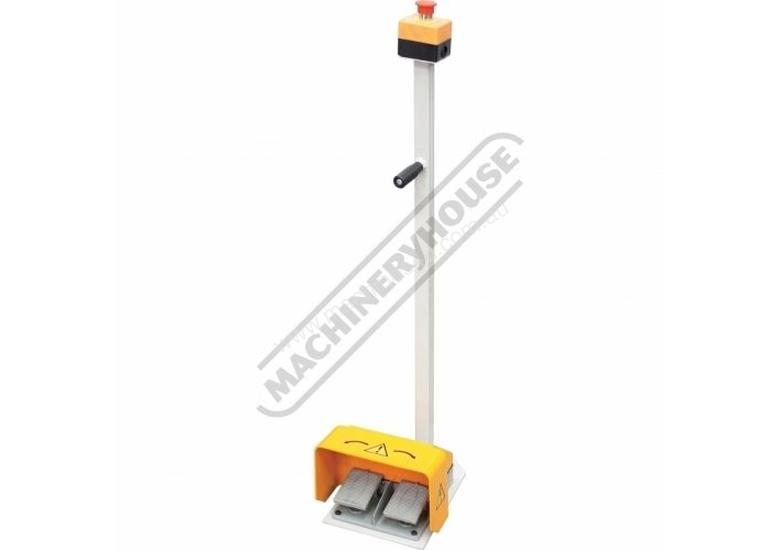 SJM-1.2 Swage and Jenny - Motorised 1.2mm Mild Steel Thickness Capacity Includes 8 Sets Of Rolls