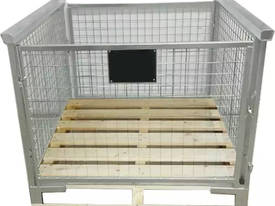 Pallet Cage for Timber Pallet - picture0' - Click to enlarge