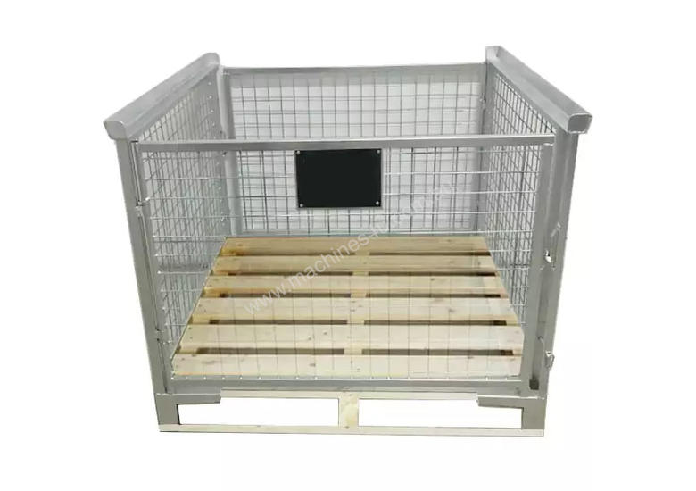 Pallet Cage for Timber Pallet