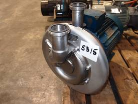 Centrifugal Pump - Inlet 60mm - Outlet 50mm . - picture0' - Click to enlarge