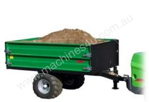 Avant Tipping Trailer