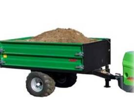 Tipping Trailer - picture0' - Click to enlarge