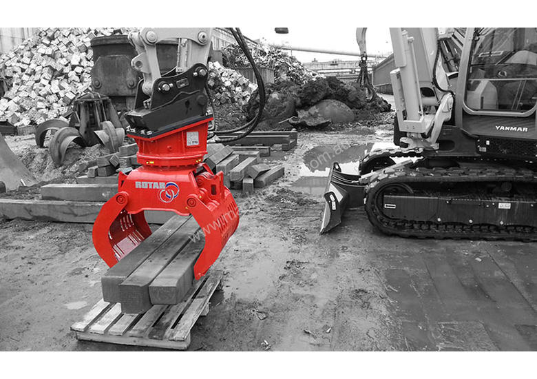 ROTAR 28-N SORTING / DEMOLITION GRAB (20-28T)